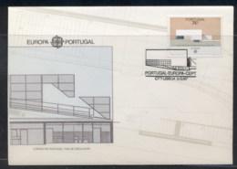 Portugal 1987 Europa Architecture FDC - FDC