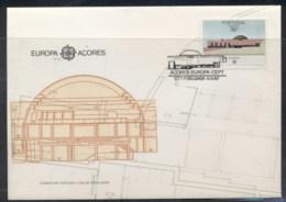 Azores 1987 Europa Architecture FDC - Azores