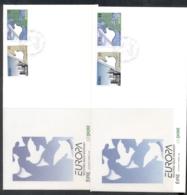 Ireland 1995 Europa Peace & Freedom FDC - FDC