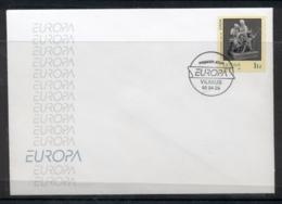 Latvia 1995 Europa Peace & Freedom FDC - Latvia