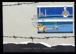 Portugal 1995 Europa Peace & Freedom FDC - FDC