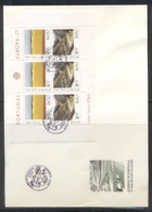 Portugal 1977 Europa Landscapes XLMS FDC - FDC