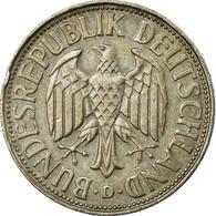 Monnaie, République Fédérale Allemande, Mark, 1962, Munich, TB+ - [ 7] 1949-… : FRG - Fed. Rep. Germany