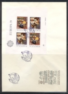 Portugal 1979 Europa Communications XLMS FDC - FDC