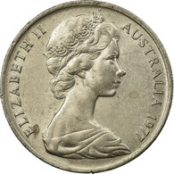 Monnaie, Australie, Elizabeth II, 10 Cents, 1977, Melbourne, TTB, Copper-nickel - Victoria