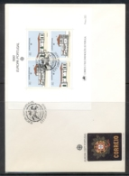 Portugal 1990 Europa Post Offices XLMS FDC - FDC