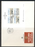 Madeira 1990 Europa Post Offices XLMS FDC - Madeira