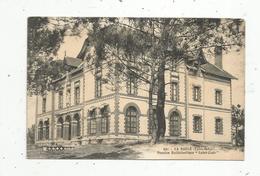 Cp, 44 , LA BAULE ,pension écclésiastique  SAINT CLAIR , Vierge,  Ed. Artaud-Nozais,n° 691 - La Baule-Escoublac