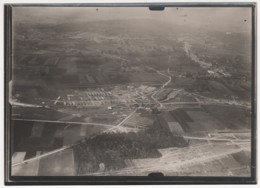 ° AVIATION ° WW1 ° PHOTO AERIENNE ° OISE 60 ° VILLERS SUR COUDUN ° 7 MAI 1918 ° - Aviation