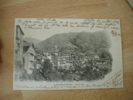 1902 Saint Martin Vesubie Vue Generale - Saint-Martin-Vésubie