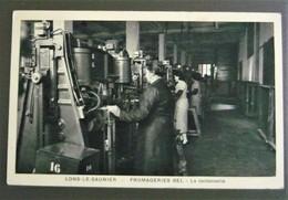 Lons Le Saunier Fromagerie BEL - Vache Qui Rit - Cartonnerie ( Jura 39) - Lons Le Saunier
