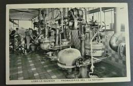 Lons Le Saunier Fromagerie BEL - Vache Qui Rit - La Fabrication  ( Jura 39) - Lons Le Saunier
