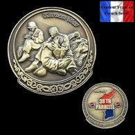 1 Pièce BRONZE ( BRONZE Coin ) - Guerre De Corée Korean War US Army ( Ref 4 ) - Monete