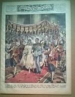 ILLUSTRAZIONE DEL POPOLO N.46 13/11/27 NAPOLI S.FRANCESCO DI PAOLA NOZZE SAVOIA-AOSTA GUISA/ TORINO/ V MARCIA SU ROMA/ - Altri