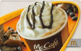 McDonalds Gift Card Copyright 2009 - Cartes Cadeaux