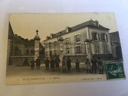 Ville Dommange ..belle Carte - Altri Comuni