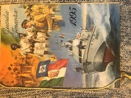 1995 Calendario Storico Guardia Di Finanza - Calendari