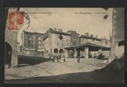 43 PRADELLES - Vieille Halle - Autres Communes