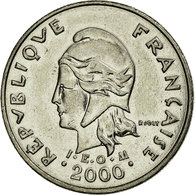 Monnaie, French Polynesia, 10 Francs, 2000, Paris, TTB, Nickel, KM:8 - Frans-Polynesië