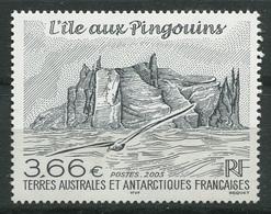TAAF 2003 - N° 362 - L'Ile Aux Pingouins - Neuf -** - Nuovi