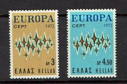 GREECE...1972..MNH - Unused Stamps