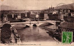 SUISSE - LOT DE 10 CPA DE GENEVE - GE Genève