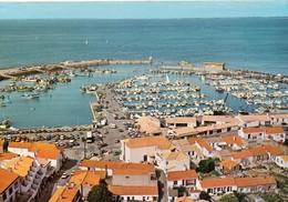 Ile De Noirmoutier Belle Vue Aérienne Le Port De L'Herbaudière - Ile De Noirmoutier