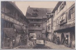 OBERNAI - Carte-photo Faeck - Bière De Mutzig - Obernai