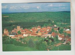 CPM MARMINIAC (Lot) - Le Village Vu Du Ciel - France