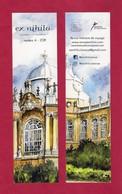 Marque Page Revue Ex Nihilo.   Bookmark. - Marque-Pages