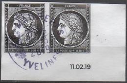 FRANCE  2019__N° 170 ANS Du TIMBRE FRANCAIS__ OBL VOIR SCAN - Unused Stamps