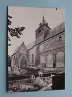WULVERINGEM - BEAUVOORDE ( Noordzijde : Romaans Gedeelte ) Anno 19?? ( Zie Foto Details ) Thill ! - Veurne