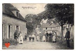 01969-LE-10-Plessis-Mériot-Rue Du Bas Au Plessy-------animée------------environs 607 Habitants - France