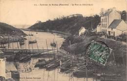 29-ENVIRON DE MOËLAN, LE PORT DE BRIGNEAU - Moëlan-sur-Mer