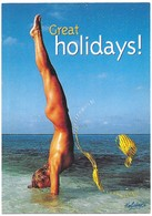 Great Holidays ! Photo V.C.L. Editor Productions - Nus Adultes (< 1960)