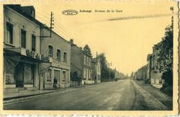 LUXEMBOURG - Aubange : Avenue De La Gare - France