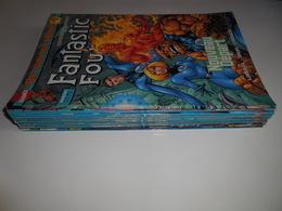 LOT FANTASTIC FOUR TOMES 1/2/3/4/5/6/7/8/9/10/11/12/ BE/ LE RETOUR DES HEROS - Books, Magazines, Comics