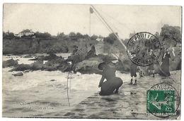 44 - SAINT-MARC - Le Rocher Du Lion - 1912 - France