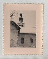 Photo Combloux église Clocher - Orte