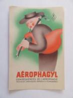Image Publicitaire Aérophagyl - Laboratoire G. BEYTOUT - Advertising