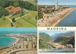 Lot De 16 Cartes---vues Aeriennes---pays Etrangers - Postkaarten