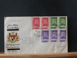 79/801A   LETTRE  PAHANG     1957 - Pahang