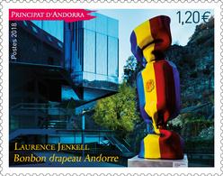 Andorra / Andorre - Postfris / MNH - Laurance Jenkell 2018 - Frans-Andorra