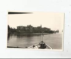 ISOLA PESCATORI (ILES BORROMEES PIEMEONT ITALIE) PHOTO PRISE DU LAC MAJEUR 1961 - Places