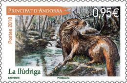 Andorra / Andorre - Postfris / MNH - Fauna 2018 - Frans-Andorra