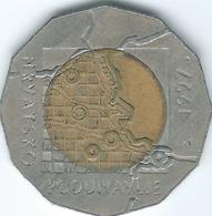 Croatia - 5 Kuna - 1997 - Danube Region - KM47 - Croatia