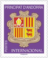Andorra / Andorre - Postfris / MNH - Wapenschild 2019 - Frans-Andorra