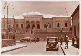 "M07863 ""ASMARA-CASA DEL FASCIO"" ANIMATA,AUTO ANNI '30  CART ORIG. SPED.1939 - Eritrea"
