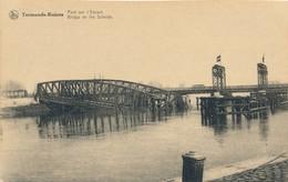 CPA - Belgique - Dendermonde - Termonde - Pont Sur L'Escaut - Dendermonde