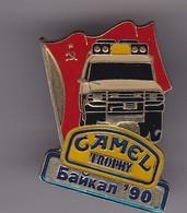 Pin's Rallye CAMEL - Rallye